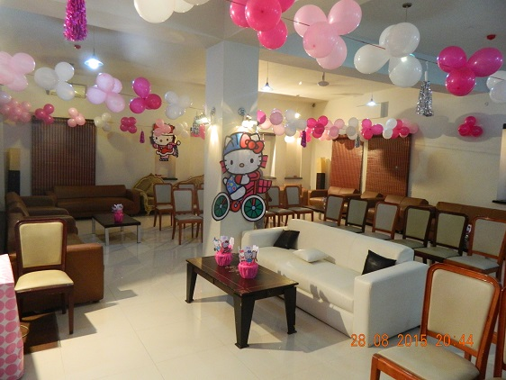Arty Party Birthday Party Organizers In Defence Karachi Islamabad